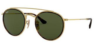 Ray-Ban RB3647N 001 GREENGOLD