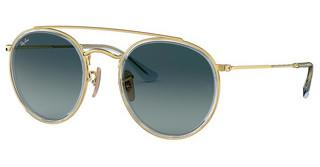 Ray-Ban RB3647N 91233M BLUE GRADIENT GREYGOLD