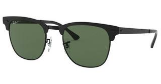 Ray-Ban RB3716 186/58 GREEN POLARBLACK TOP MATTE