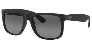 Ray-Ban RB4165 622/T3 POLAR GREY GRADIENTBLACK RUBBER