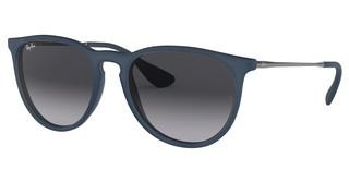 Ray-Ban RB4171 60028G LIGHT GREY GRADIENT DARK GREYRUBBER BLUE