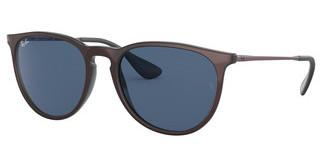 Ray-Ban RB4171 647380 DARK BLUEMETALLIC CIPRIA ON BLACK
