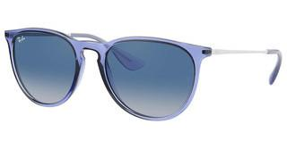 Ray-Ban RB4171 65154L LIGHT GREY GRADIENT DARK BLUETRANSPARENT BLUE