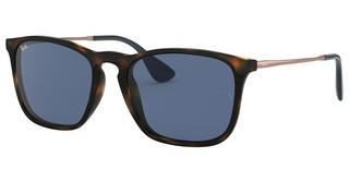 Ray-Ban RB4187 639080 DARK BLUEHAVANA