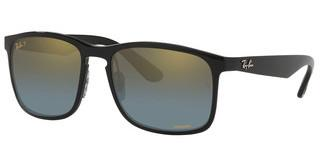 Ray-Ban RB4264 601/J0 BLUE MIR GOLD GRADIENT POLARBLACK