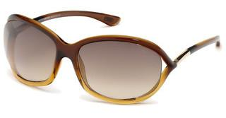 Tom Ford FT0008 50F anderebraun dunkel
