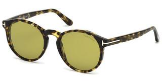 Tom Ford FT0591 55N grünhavanna bunt