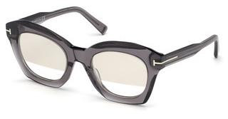 Tom Ford FT0689 20C grau verspiegeltgrau