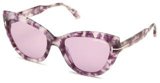 Tom Ford FT0762 56Y violetthavanna