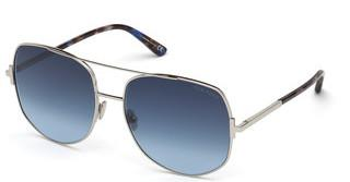 Tom Ford FT0783 16W blau verlaufendpalladium glanz