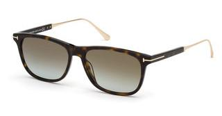 Tom Ford FT0813 52G braunhavanna dunkel