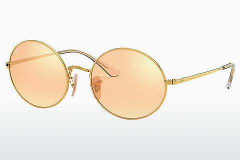Lunettes de soleil Ray-Ban OVAL (RB1970 001/B4)