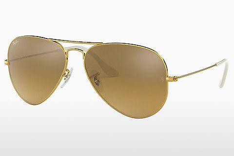 Lunettes de soleil Ray-Ban AVIATOR LARGE METAL (RB3025 001/3K)