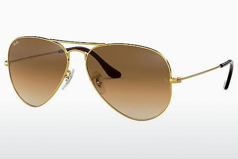 Lunettes de soleil Ray-Ban AVIATOR LARGE METAL (RB3025 001/51)