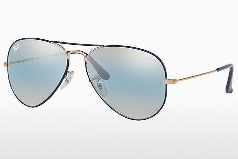 Lunettes de soleil Ray-Ban AVIATOR LARGE METAL (RB3025 9156AJ)