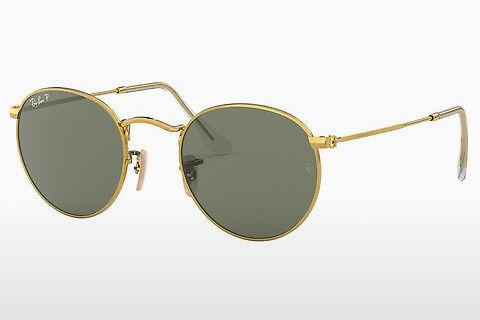 Lunettes de soleil Ray-Ban ROUND METAL (RB3447 001/58)
