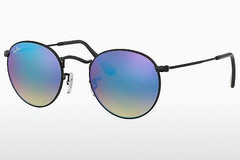 Lunettes de soleil Ray-Ban ROUND METAL (RB3447 002/4O)