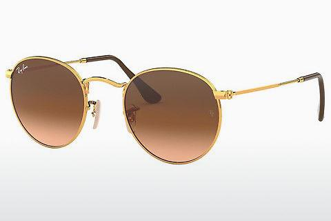 Lunettes de soleil Ray-Ban ROUND METAL (RB3447 9001A5)