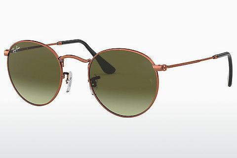Lunettes de soleil Ray-Ban ROUND METAL (RB3447 9002A6)