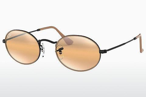 Lunettes de soleil Ray-Ban Oval (RB3547 9153AG)