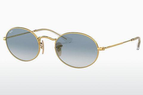 Lunettes de soleil Ray-Ban OVAL (RB3547N 001/3F)