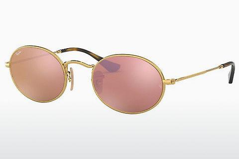 Lunettes de soleil Ray-Ban Oval (RB3547N 001/Z2)