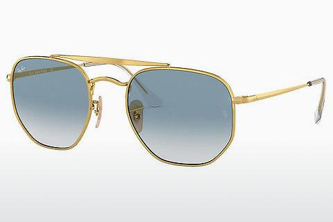 Lunettes de soleil Ray-Ban THE MARSHAL (RB3648 001/3F)