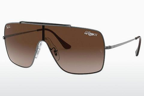 Lunettes de soleil Ray-Ban WINGS II (RB3697 004/13)