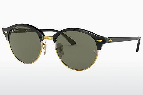 Lunettes de soleil Ray-Ban CLUBROUND (RB4246 901/58)