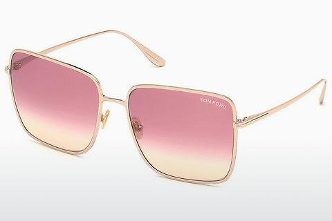 Lunettes de soleil Tom Ford Heather (FT0739 28T)