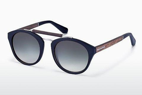Lunettes de soleil Wood Fellas Auerburg (10769 walnut)