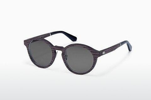 Lunettes de soleil Wood Fellas Reichenstein (10948_S black oak)