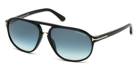 Lunettes de soleil Tom Ford Jacob (FT0447 01P)