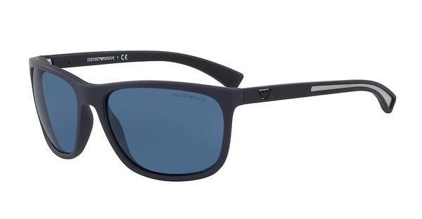 Emporio Armani   EA4078 506580 BLUEBLUE RUBBER