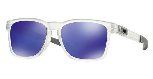 Oakley   OO9272 927205 VIOLET IRIDIUMPOLISHED CLEAR