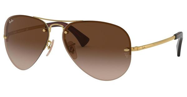 Ray-Ban   RB3449 001/13 BROWN GRADIENTARISTA