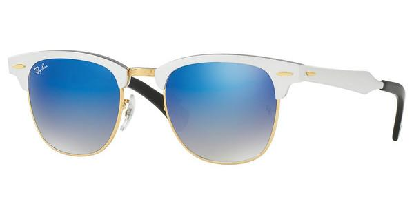 Ray-Ban   RB3507 137/7Q BLUE FLASH GRADIENTBRUSHED SILVER