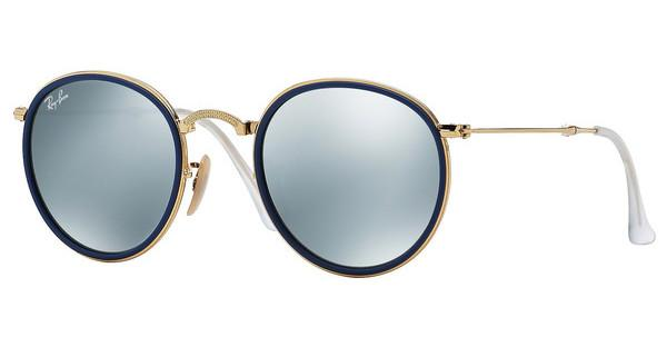 Ray-Ban   RB3517 001/30 GREEN MIRROR SILVERGOLD