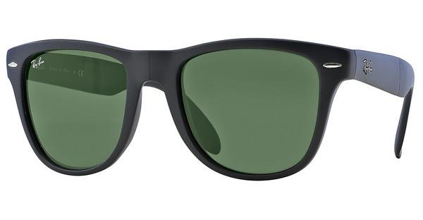 Ray-Ban   RB4105 601S CRYSTAL GREENMATTE BLACK