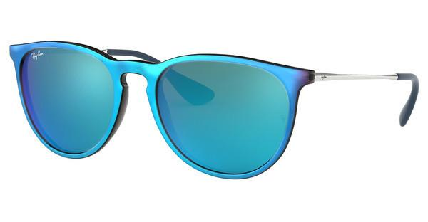 Ray-Ban   RB4171 631855 LIGHT GREEN MIRROR BLUEGREY MIRROR FLASH BLU