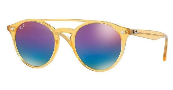 Ray-Ban   RB4279 6277B1 GREEN MIRROR BLUE GRAD VIOLETYELLOW