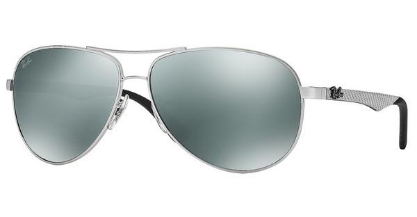 Ray-Ban   RB8313 003/40 CRYSTAL GREY MIRRORSILVER