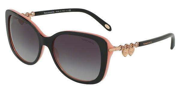 Tiffany   TF4129 81573C GREY GRADIENTBLACK/PINK