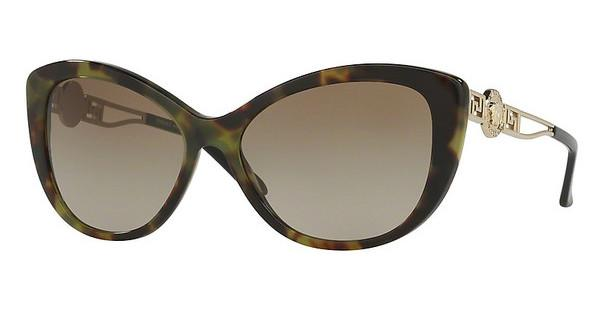Versace   VE4295 518313 BROWN GRADIENTAVANA MILITARY