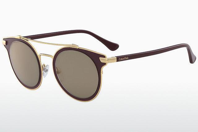 28e49099b70 Acheter des lunettes de soleil Calvin Klein en ligne à prix très bas