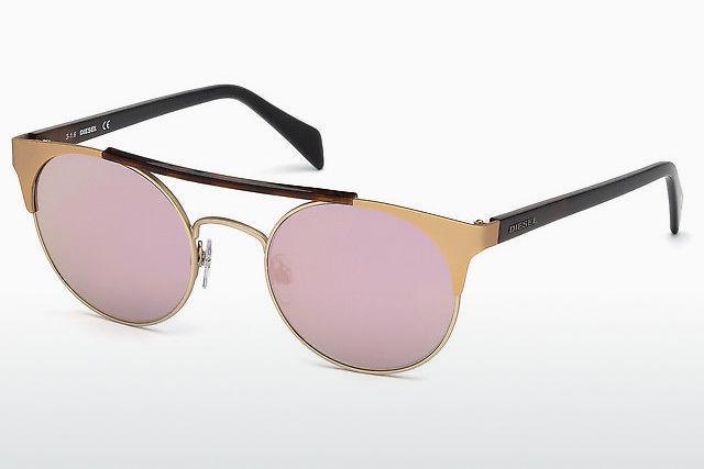 45f824f11f1479 Acheter des lunettes de soleil Diesel en ligne à prix très bas