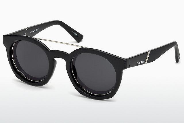 Acheter des lunettes de soleil Diesel en ligne à prix très bas f06ada07f1d1