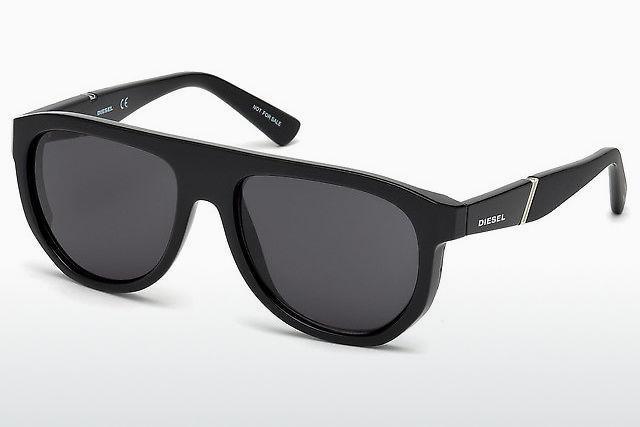 1688b12992d00a Acheter des lunettes de soleil Diesel en ligne à prix très bas