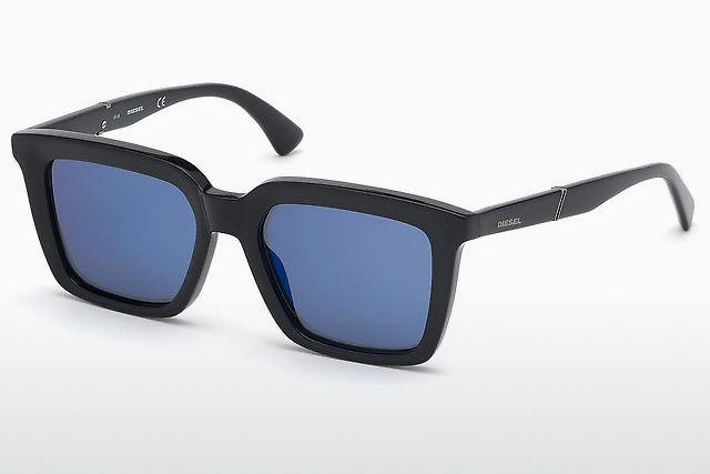 Acheter des lunettes de soleil Diesel en ligne à prix très bas 51e543212bed