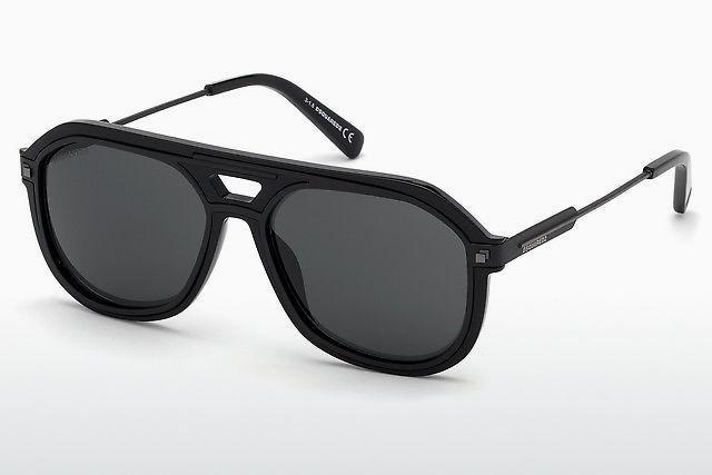 9bc2c5f5da44b Acheter des lunettes de soleil Dsquared en ligne à prix très bas